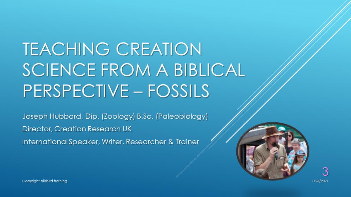 Fossils VOD Webinar